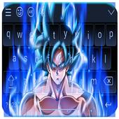 Goku Limit Breaker Keyboard Theme icon