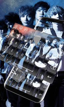 KPOP Keyboard Theme screenshot 1