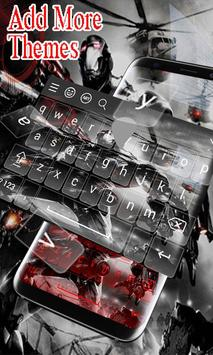 Transformation Robot Keyboard poster