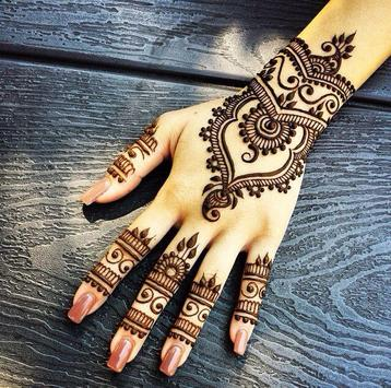 Arabian Mehndi Designs 2017 screenshot 2