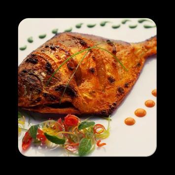 Fish Recipes in Urdu - Seafood poster