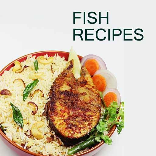 Fish Recipes in Urdu - Seafood poster