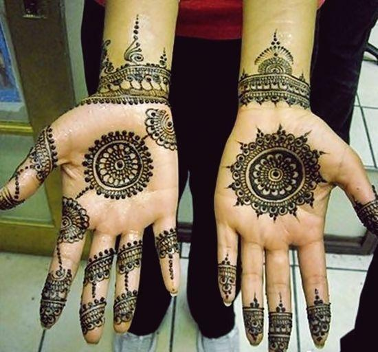 Rose Floral Mehndi Designs For Android Apk Download