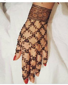 Arabic Mehndi Design Rose For Android Apk Download
