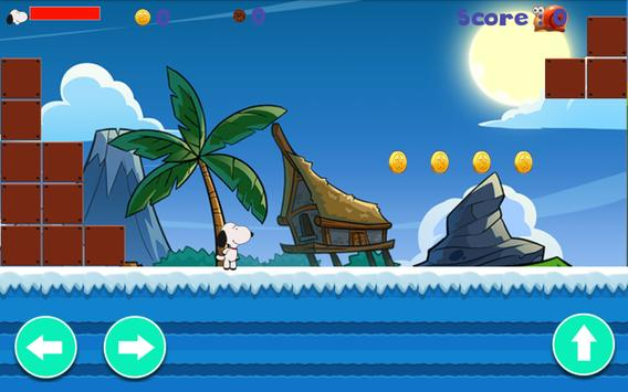 Super Snoopy Adventure : Christmas 2018 screenshot 3