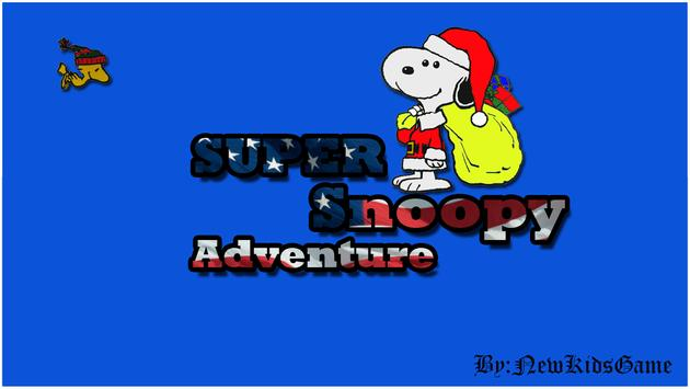 Super Snoopy Adventure : Christmas 2018 poster