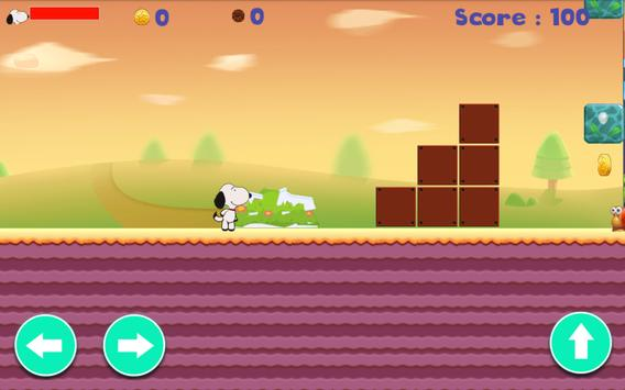 Super Snoopy Adventure : Christmas 2018 screenshot 2