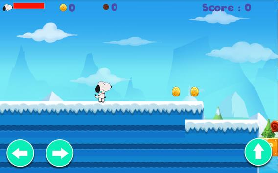 Super Snoopy Adventure : Christmas 2018 screenshot 5