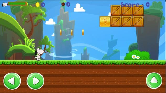 Super Snoopy Adventure : Christmas 2018 screenshot 6