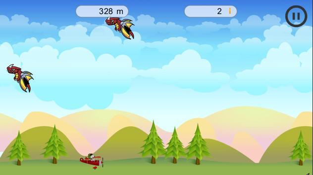 Snoopy air fly : Christmas 2018 apk screenshot