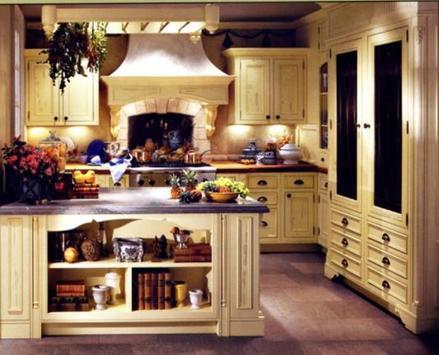 new kitchen designs apk screenshot