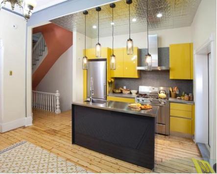 new kitchen designs poster