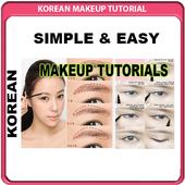 Easy Korean Makeup Style icon