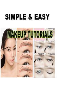 Easy Korean Makeup Style apk screenshot