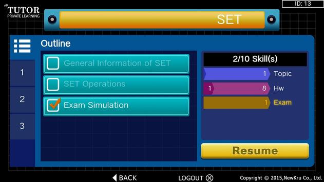 TutorITP apk screenshot