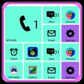 Launcher 8 - Lumia Version App icon