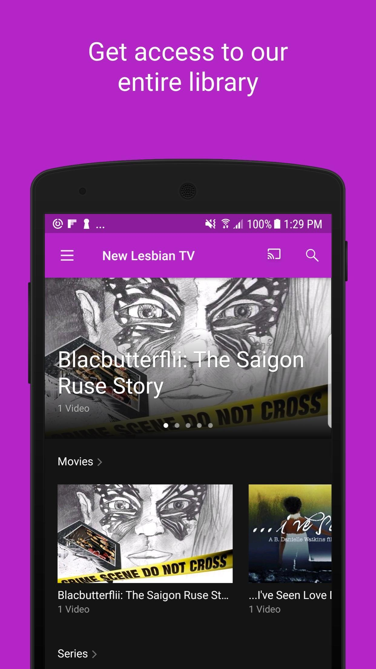 New Lesbian TV for Android - APK Download