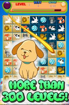 New Pet Match 3 Rescue apk screenshot
