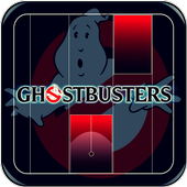 Ghostbusters Piano Tiles icon