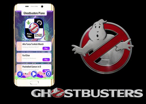 Ghostbusters Piano Tiles screenshot 1