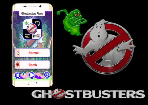 Ghostbusters Piano Tiles screenshot 2