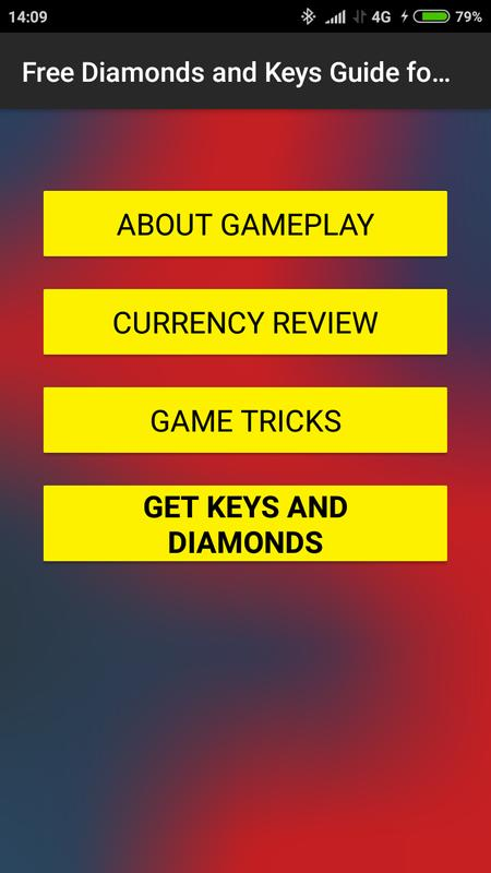 Free Diamonds And Keys Guide For Choices For Android Apk Download
