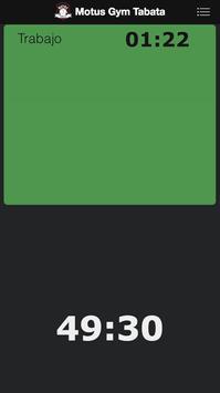 Timer de Entrenamiento - Motus Gym apk screenshot