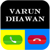 Prank Call from Varun Dhawan icon