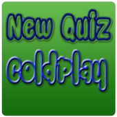 New Quiz Cold Play Lyric icon