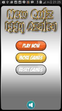 New Quiz Iggy Azalea poster