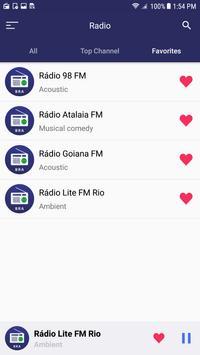 Radio Brazil screenshot 4