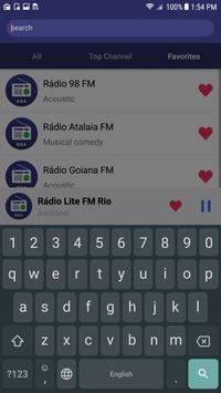 Radio Brazil screenshot 5