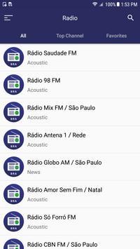 Radio Brazil poster