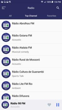 Radio Brazil screenshot 3