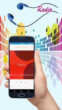ស្ថានីយ៍វិទ្យុកម្ពុជា - Radio screenshot 4