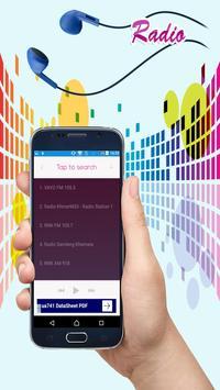 ស្ថានីយ៍វិទ្យុកម្ពុជា - Radio screenshot 1