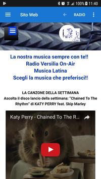 RADIO VERSILIA TV 103.5 screenshot 1
