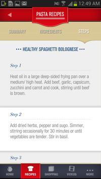 Mutti Italian Cookbook screenshot 3