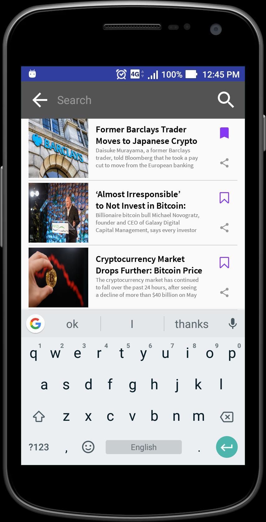 bitcoin news feed)