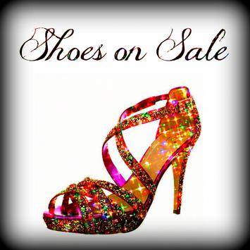 SHOES ON SALE poster