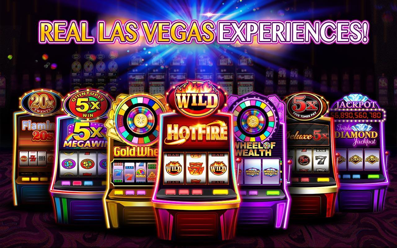 Vegas slot machine games online