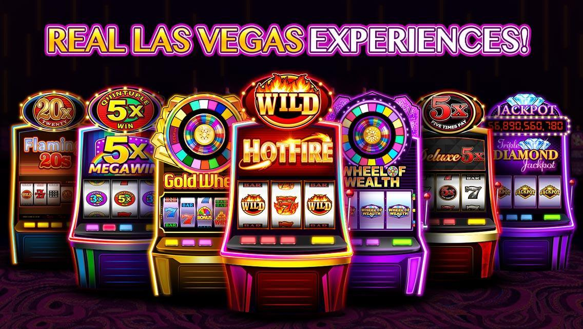 the best casino slot games