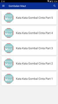 Gombalan Maut Für Android Apk Herunterladen