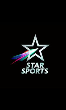 Star Sports Live TV poster