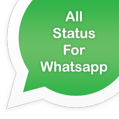 New Status for Whatsapp icon