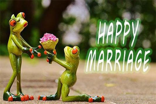 Happy Marriage & Wedding Card apk screenshot