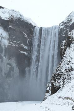 Waterfall Live Wallpaper HD apk screenshot