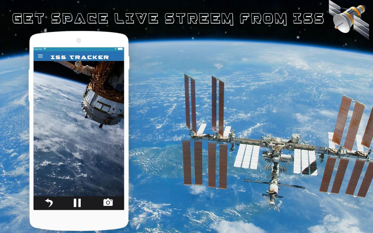 Iss Detektor Hd Hidup Bumi Melihat Ruang Pelacak For Android Apk Download