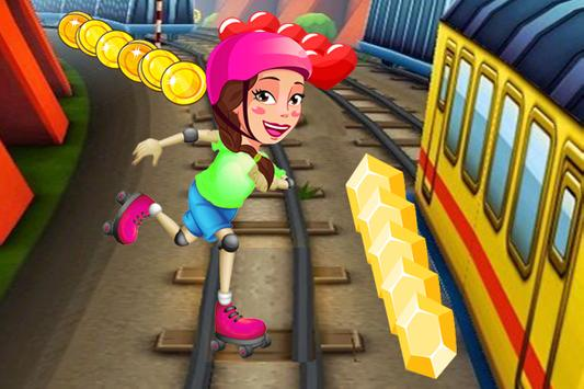 Subway Soy Luna Surf Run apk screenshot