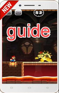 Tips Super Mario Run Premier apk screenshot